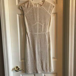 Rebecca Taylor sleeveless chic dress.
